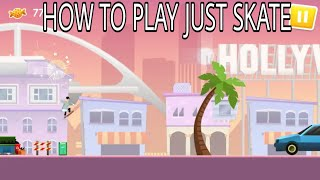 How To Play Just Skate [ Justin Bieber ]