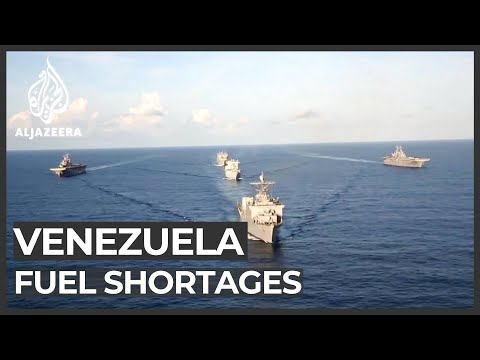 Iran oil shipment: Venezuelan military to escort fuel tankers