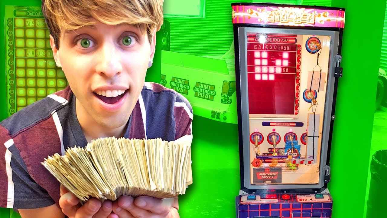 You WON'T Believe How Much MONEY My Stacker Game Made! (NEW RECORD!)