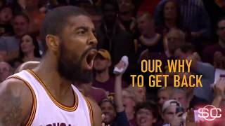 Kyrie Irving Rescues Cavs In Game 4 | ESPN Video