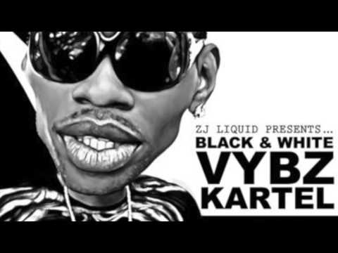 🔥 Vybz Kartel - Live Your Life (Black & White Album) March 2017 🔥