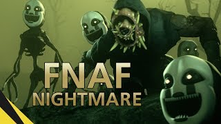 [SFM] Five Nights at Freddy's: Nightmare Puppet | FNAF Animation