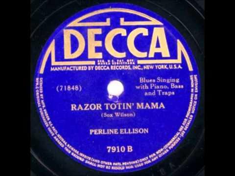 PERLINE ELLISON - RAZOR TOTIN MAMA