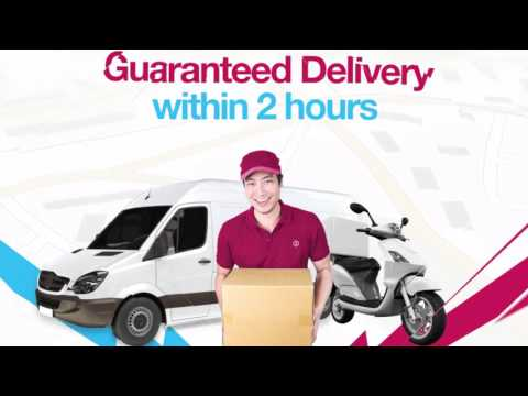 Zap Delivery, your on demand courier partner!