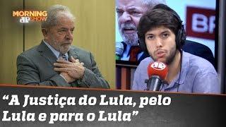 """Caio Coppolla """"A Justiça Do Lula Pelo Lula E Para O Lula"""""""