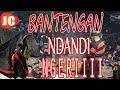 BANTENGAN NGAMUK BY MANGGOLO CAHYO MUDO ANGKER BROW