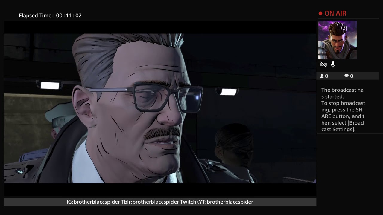 What I'm playing now..Telltale Batman