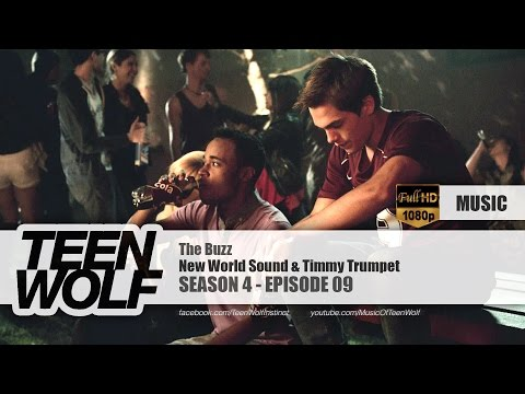 New World Sound & Timmy Trumpet - The Buzz | Teen Wolf 4x09 Music [HD]