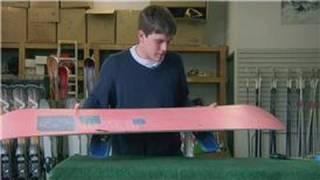 Snowboard Repairs & Maintenance : Used Snowboarding Equipment