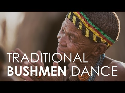 Traditional Healing Dance of the Bushmen of Botswana  | Rhino Africa