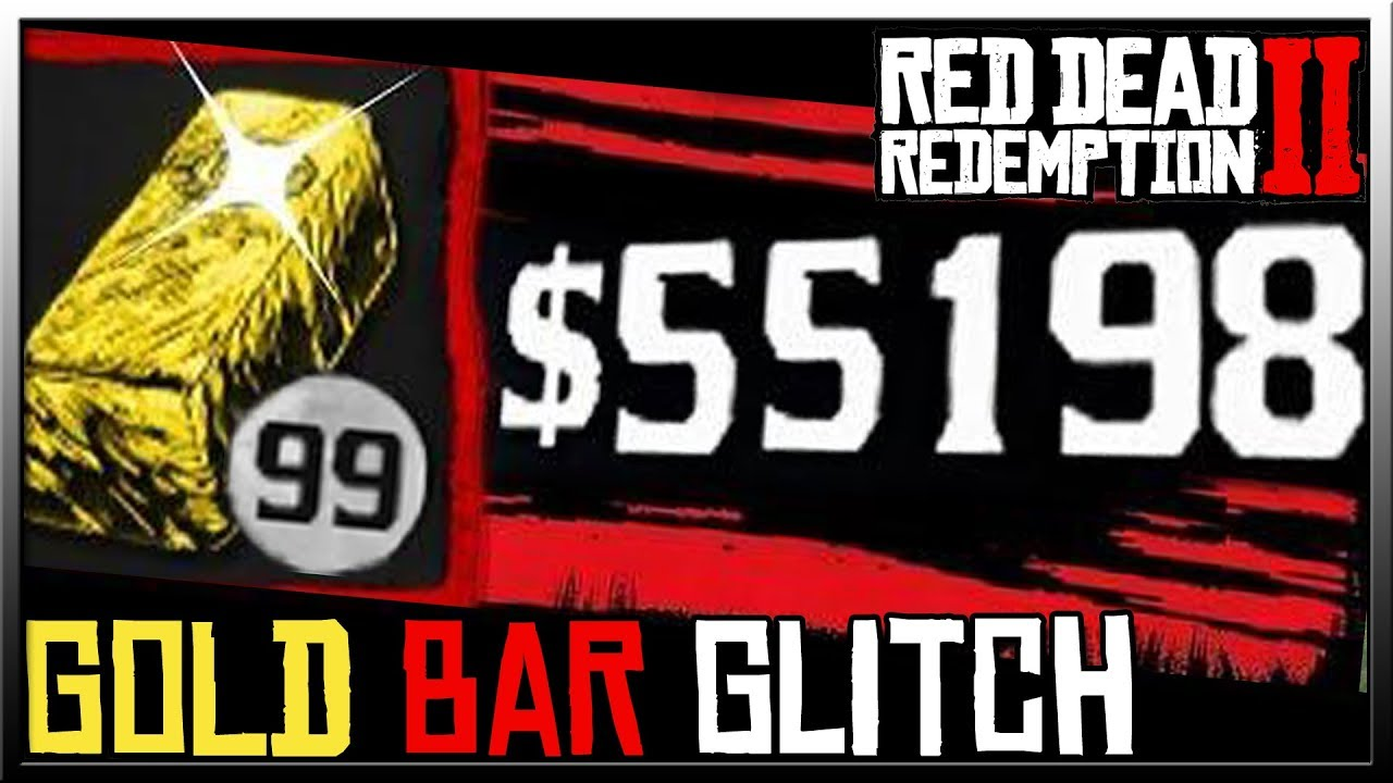 Red Dead Redemption 2 Gold Bar Glitch – RDR2 Gold Bar Glitch – Lots of RDR2 Gold Bars