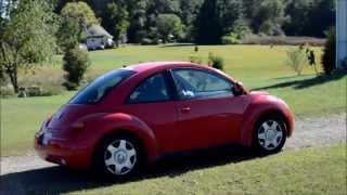 Top Gear - VW New Beetle