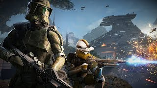 Star Wars: Battlefront II — трейлер дополнения «Б...