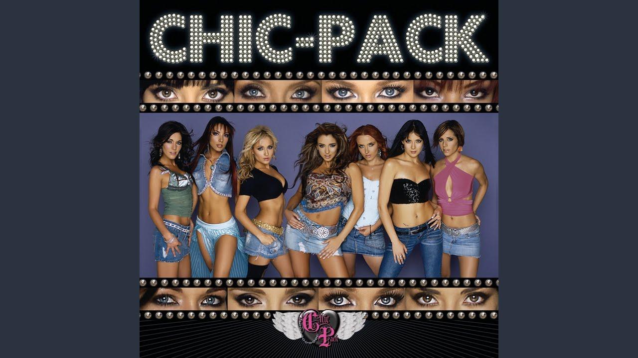 Llevame A Donde Tu Quieras Chic Pack Shazam