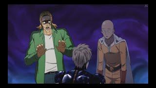 One-Punch Man(второй сезон) || Смешные моменты || 4 часть