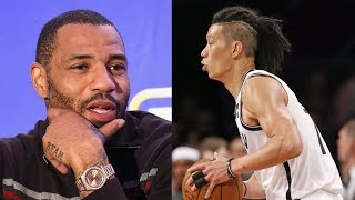 Jeremy Lin FIRES BACK at Kenyon Martin for Dissing His Dreads: