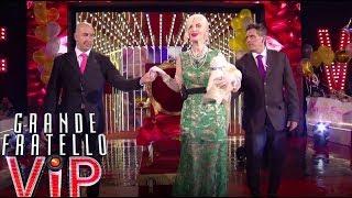 Grande Fratello VIP - La Marchesa d'Aragona entra nella Casa!