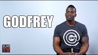 Godfrey on R. Kelly Liking Underage Girls: There Were Signs in His Music (Part 9)