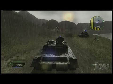 Battlefield 2 Modern Combat Xbox 360 Gameplay Tank View Youtube