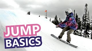 Snowboard - Snowboard Jump Basics & Biggest Mistakes