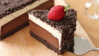 Chocolate Cheesecake|HidaMari Cooking
