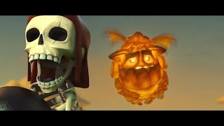 Clash of Clans: LEGEND Of The Last WALL BREAKER (non official commercial)