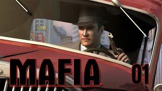 Mafia 1 - Прохождение pt1(Прохождение игры