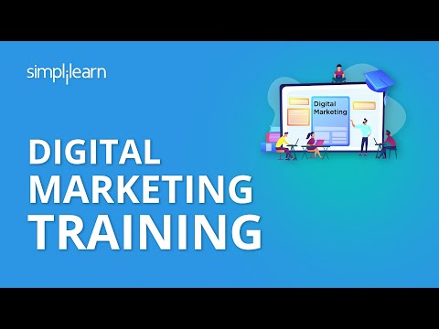 Digital Marketing Training | Digital Marketing Course | Digital Marketing Tutorial | Simplilearn