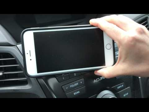 Magnetic Mount for Cell phones