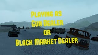 [Roblox | Electric State Tutorial] How to play as Gun Dealer/Black Market Dealer