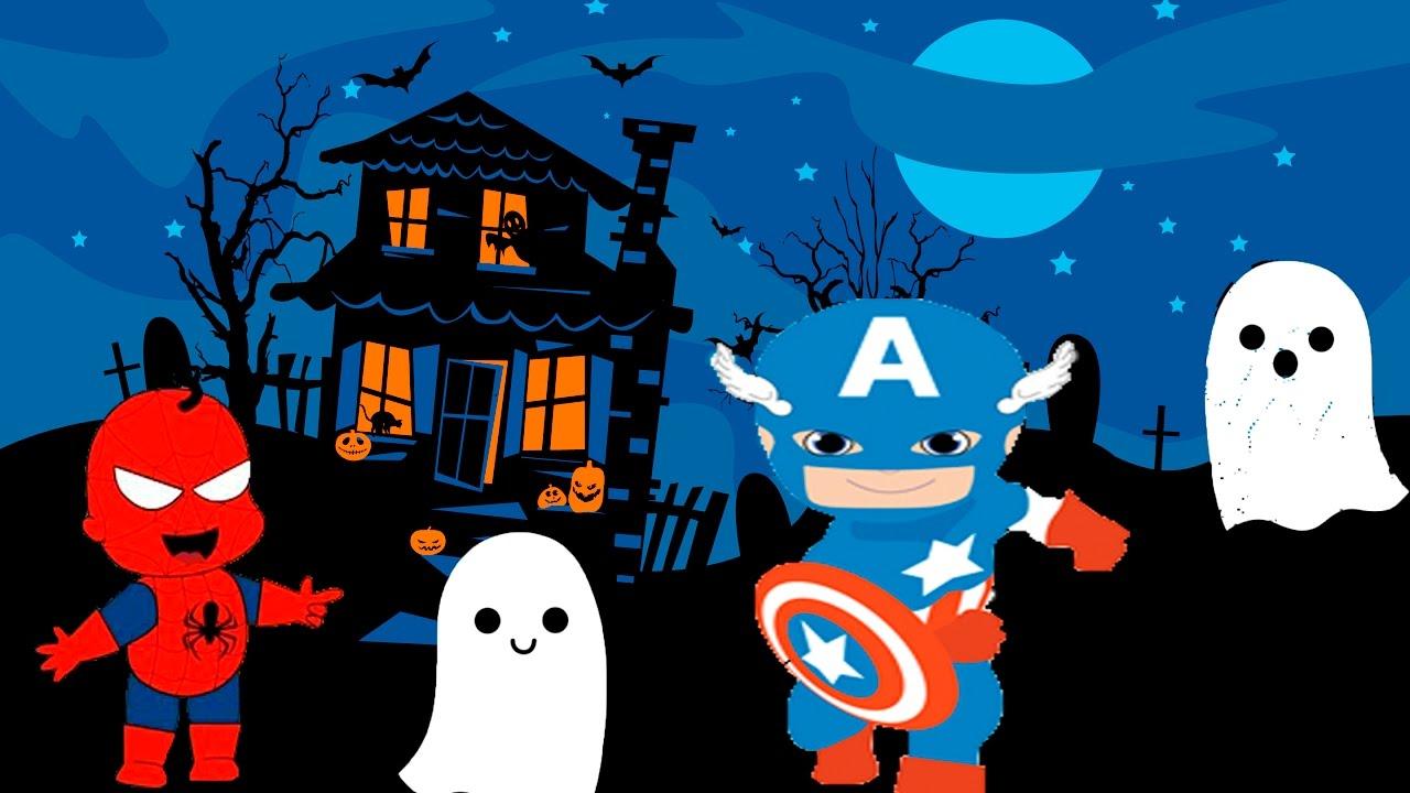 Haunted house cartoon for art haus spiderman and - Cartoon haunted house pics ...