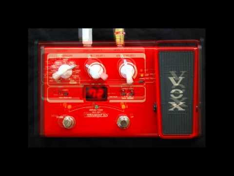 Vox Stomplab IIB Demo