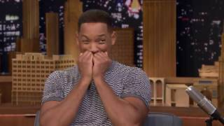 Will Smith se rende ao Batman (LEGENDADO)