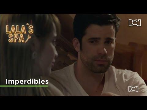 Download Francisco se lleva una desilusión al ver a Lala con otro hombre | Lala's Spa