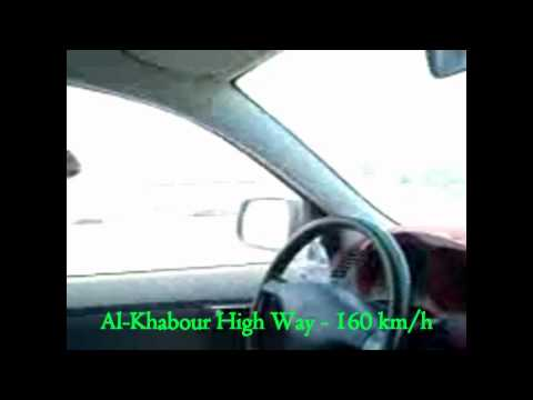 Al khabur High Way 160Km/h .avi