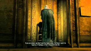 Altair's Death - Altair Ibn La Ahad...11th January 1165 - 12th August 1257 Age - 92