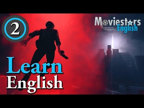 Learn English with Video Games - Learn English with CONTROL (Part 2)