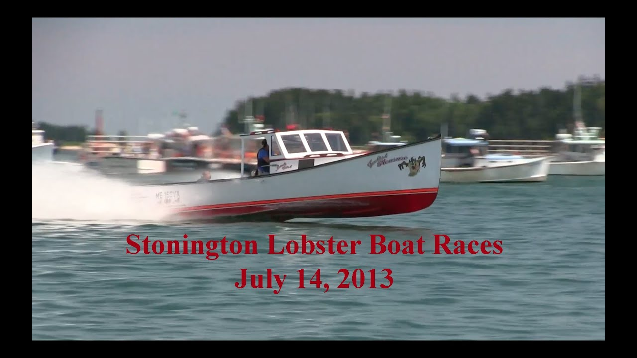 Lobster Boat Races 2013 - YouTube