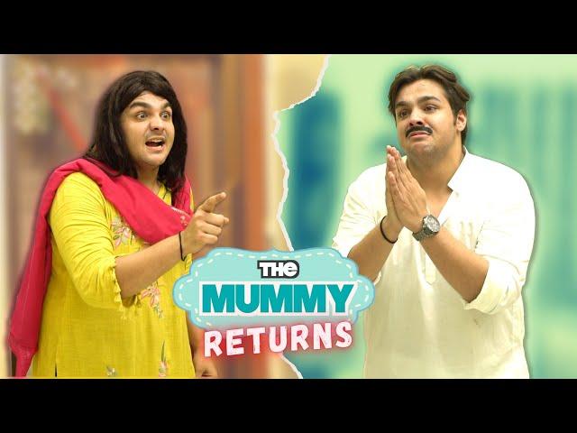 The Mummy Returns | Ashish Chanchlani