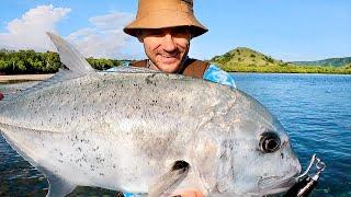 Выжить на ОСТРОВЕ АКУЛ Часть 9 Лучшая рыбалка в Жизни на новом необитаемом острове субтитры 34