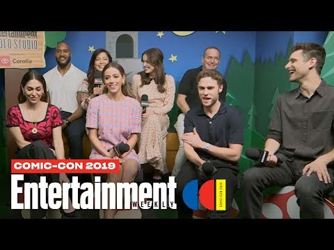 'Marvel's Agents Of S.H.I.E.L.D.' Cast Joins Us LIVE | SDCC 2019