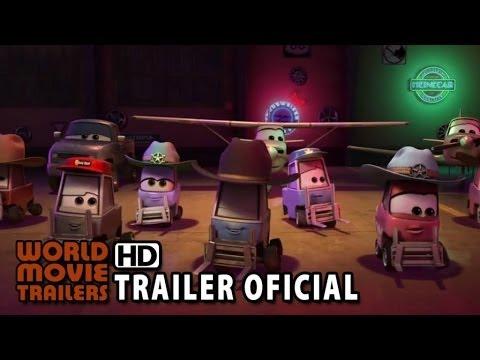 Trailer do filme Aviões