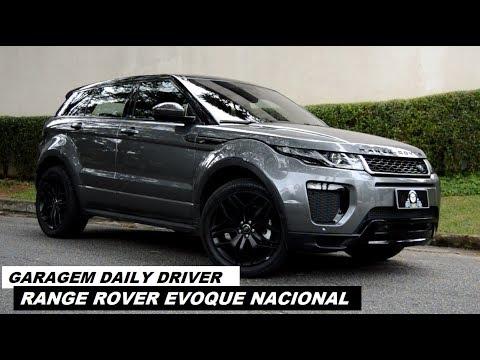 Andamos na Range Rover Evoque feita no Brasil (ft. miniaturas Stock Car)