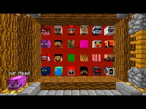 Minecraft GUESS WHO!?!? CANT STOP THE BAC w/ TBNRFrags