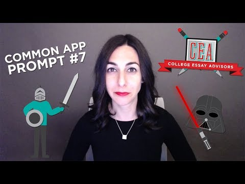 Guide to the 2017-2018 Common App Essays: Tackling the Topic of Your Choice (Prompt 7)