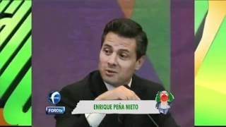 Brozo se caga de la risa de la ignorancia de Enrique Peña Nieto.