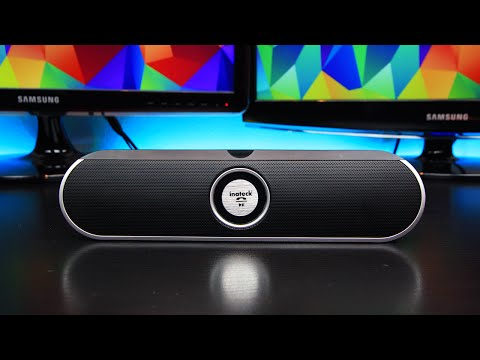Best Budget Bluetooth Speaker? - Inateck Review!