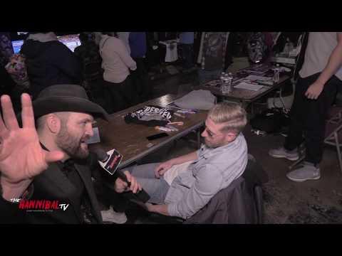 Hannibal Interviews Orange Cassidy 2019