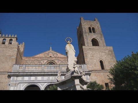 SICILE: 02 - Monreale (Palerme)