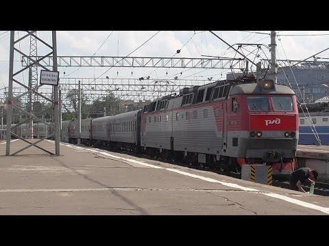 Курский вокзал 14 июня 2015  Часть №4